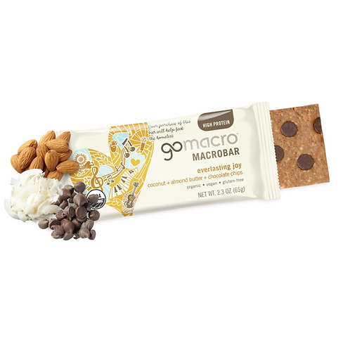Everlasting Joy Coconut + Almond Butter + Chocolate Chips