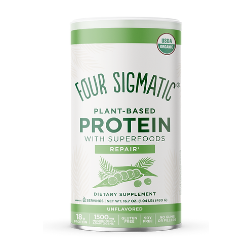 Four Sigmatic Superfood Protein (480g)