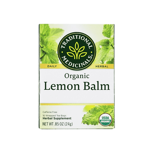 Traditional Medicinals - Lemon Balm