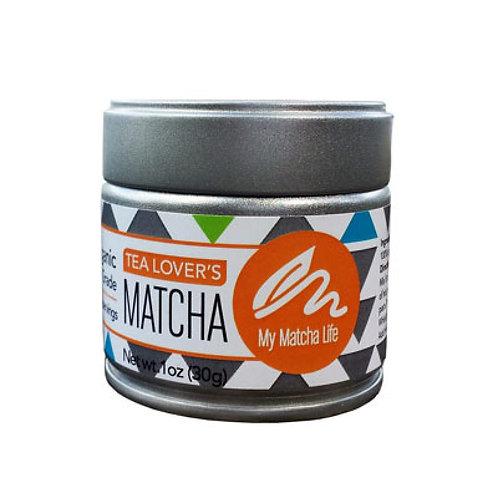 My Matcha Life - Tea Lovers Ceremonial Matcha (30g)