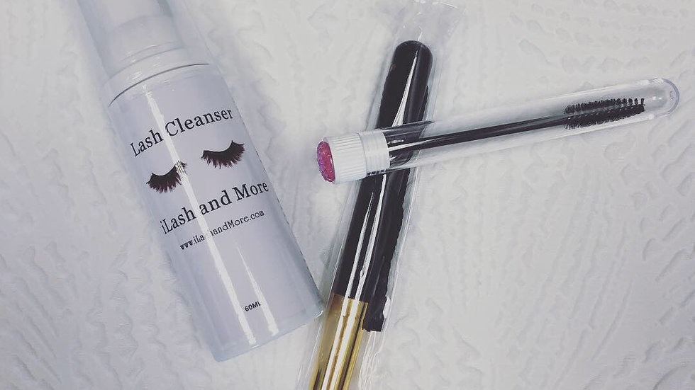 Lash Cleanser