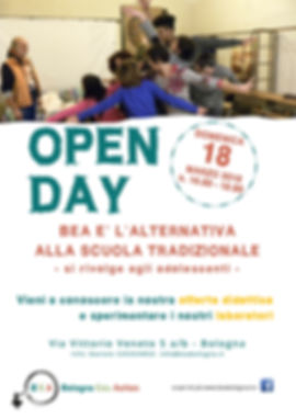 open day bea