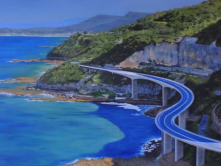 Seacliff Bridge Australia