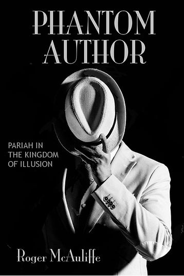 Phantom Author novel by Roger McAuliffe