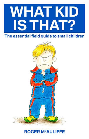 What Kid is That? cartoon book