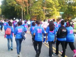 DAC Walking for Awareness