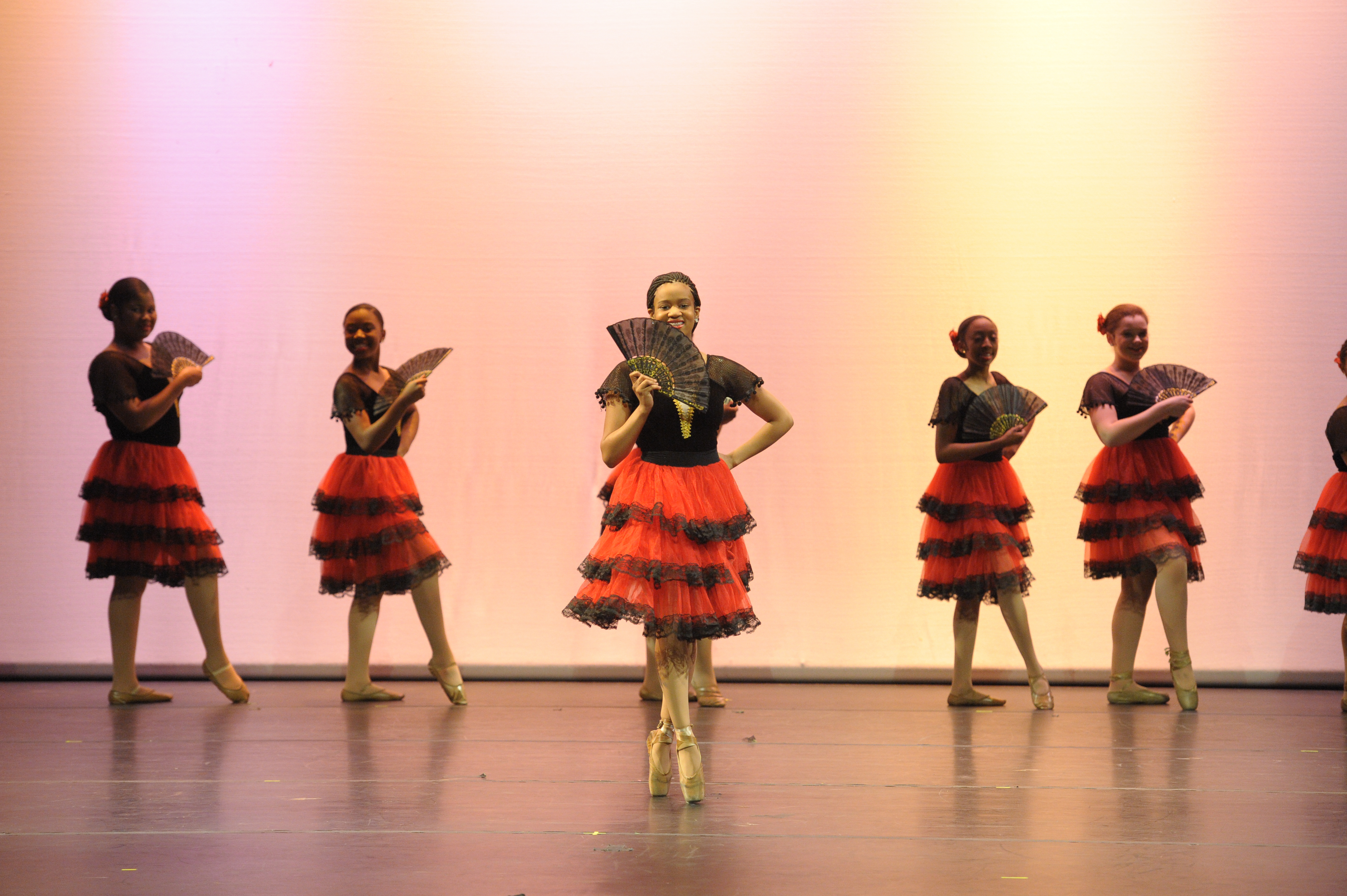 Bailamos Senoritas