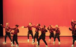 Just Dance Spring 2014
