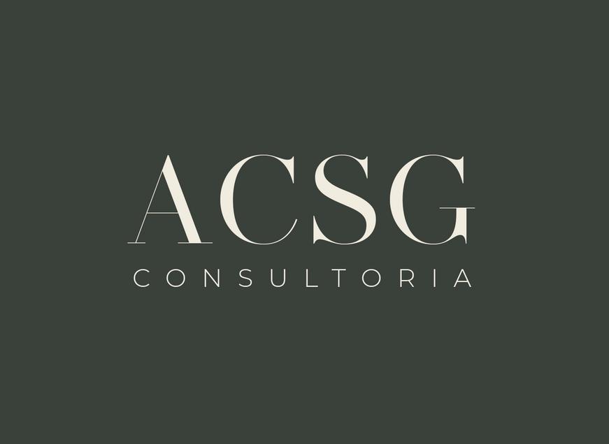 Identidade Visual para ACSG