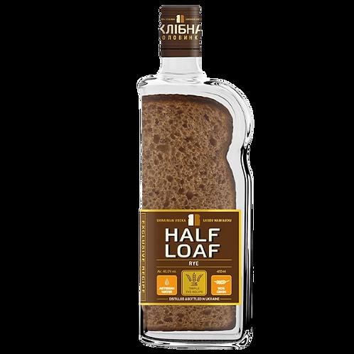 Half Loaf Rye 40%