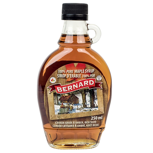 Bernard Maple Syrup - 250ml/375ml