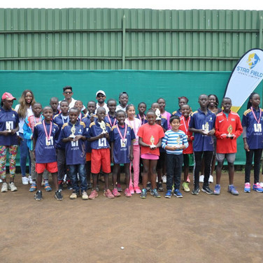 Tennis Starfield youth league