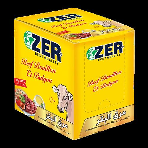 Zer Beef Bouillon