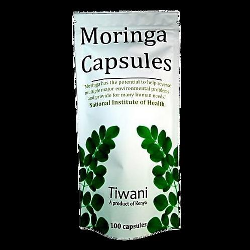 Moringa Capsules - 100
