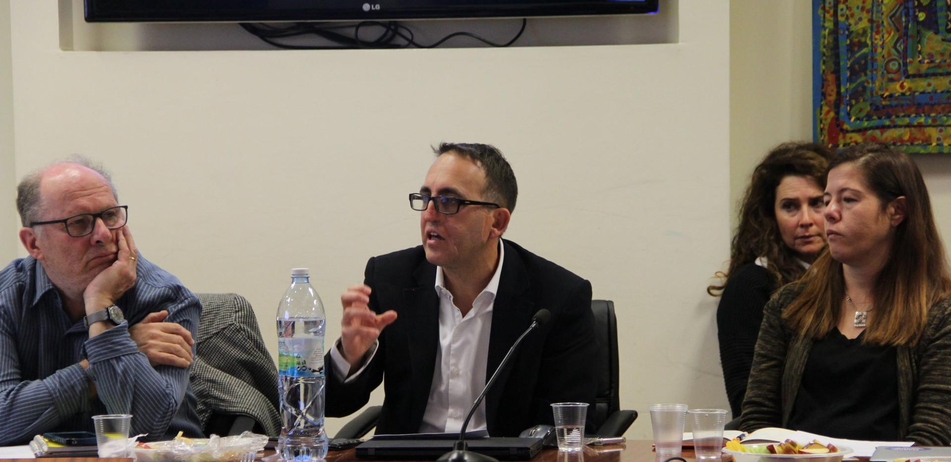 Eran Shayshon, CEO of the Reut Group.