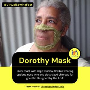 Dorothy Mask (Adaptive Design Association)