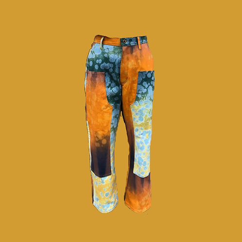 Kamihira X Cynthia Brothers Pants