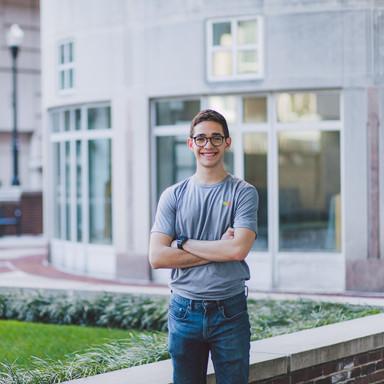 Ben Sternklar Davis, TOM: Cornell