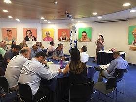 Peoplehood Coalition Meeting 1