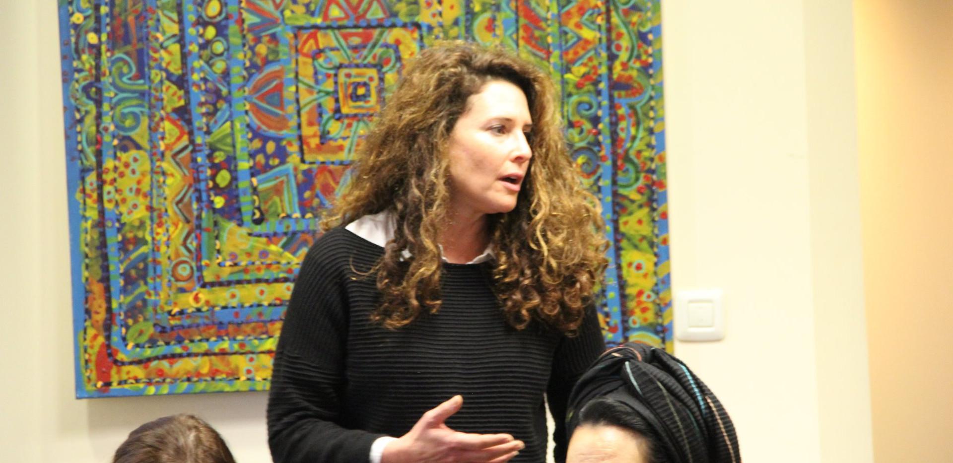 Betsy Melamed, VP Resource Development
