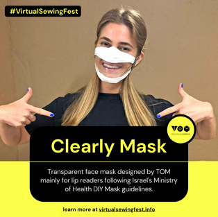 Clearly Mask (TOM)