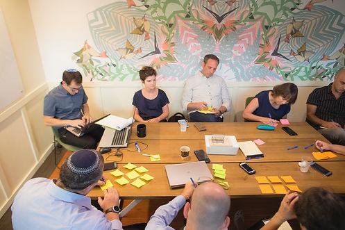 Peoplehood Coalition Meeting 2