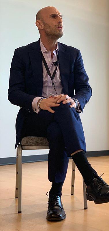 Avi Jorisch, seasoned entrepreneur and M
