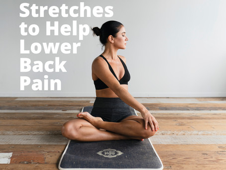 Stretches to Ease Lower Back Pain