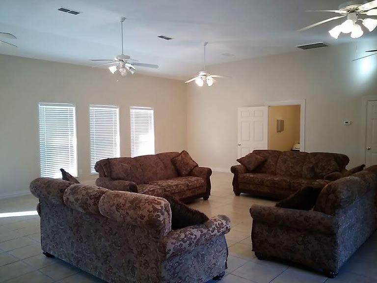 Residential Living Room repair