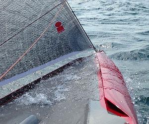 déflecteur aéro par VMG Yacht Design