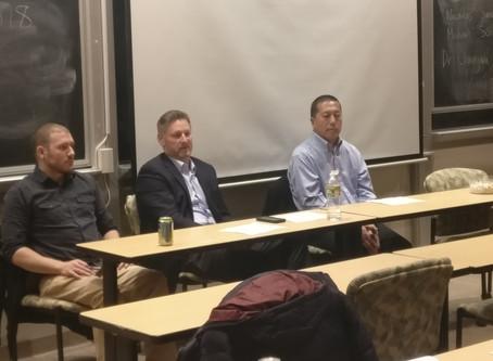 QFC - Fall Industry Panel