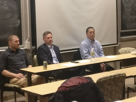 QFC - Fall Industry Panel