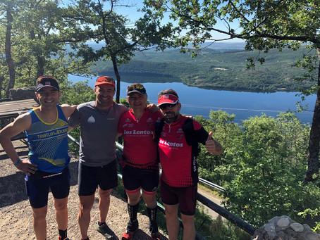 Las Becas Sanabria Lake, 144 horas de pasión en el Lago de Sanabria