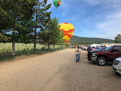 More Balloons. . .