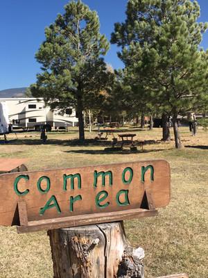 Common Area Sites 1 - 20