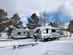 Winter RVing - Everyone is doing it!