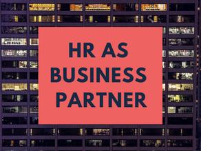 HR as Business Partner