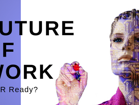 "5 ""Future of Work""​ Trends Impacting HR"