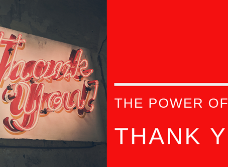 The Power of Thank You: Employee Recognition on the Cheap