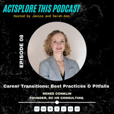 Career Transitions: Best Practices & Pitfalls
