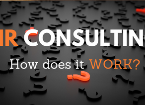 What is HR consulting?