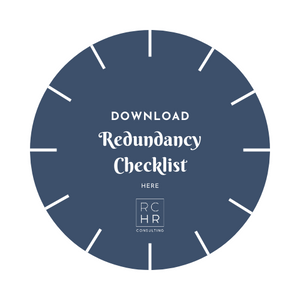 Redundancy checklist to take into your redundancy meeting