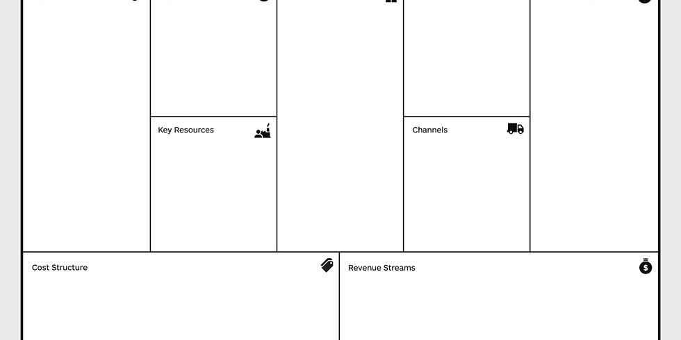 Grundkurs Business Model Canvas