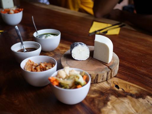 Sesión Diez l : Menú Degustación de Conservas y Fermentos