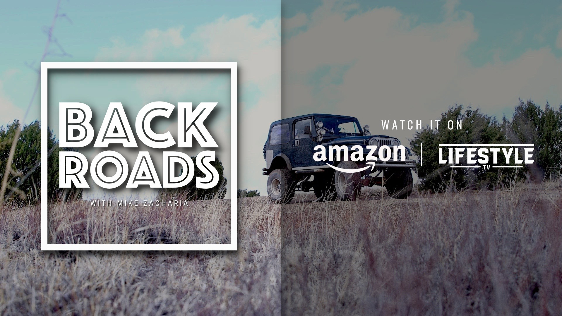Back Roads - COMING SOON