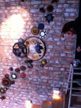 On the walls at Story Hotel Sundbyberg