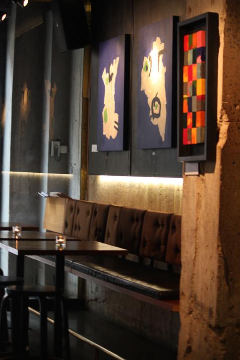 Paintings at Story Hotel Riddargatan