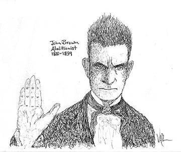 John Brown, Abolitionist-Randall Vail