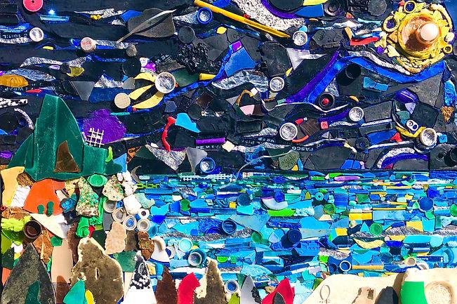 Endless Sea of Trash - Courtney Woodrow