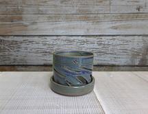 13 - Small Rustic Blue Orchid - Ken Takara